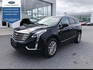 Used 2018 Cadillac XT5 AWD 4dr Luxury for sale in Victoriaville, QC