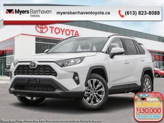 New 2020 Toyota RAV4 XLE AWD  - XLE Premium - $252 B/W for sale in Ottawa, ON