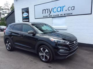 Used 2016 Hyundai Tucson Premium 1.6 1.6T, HEATED SEATS, BACKUP CAM, ALLOYS!! for sale in Richmond, ON