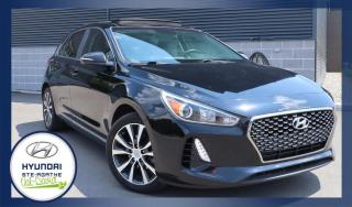 Used 2018 Hyundai Elantra GT GLS Technologie à hayon 5 portes BA for sale in Val-David, QC