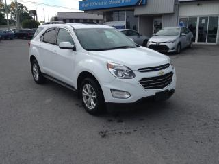 Used 2017 Chevrolet Equinox LT SUNROOF, BACKUP CAM!! for sale in Kingston, ON