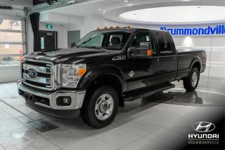 Used 2013 Ford F-250 6.7L XLT + GARANTIE + SUPERDUTY + A/C + for sale in Drummondville, QC