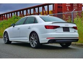 Used 2018 Audi A4 for sale in Vancouver, BC