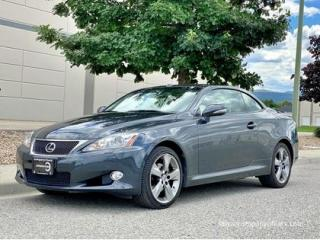Used 2010 Lexus IS 250 C for sale in Vancouver, BC