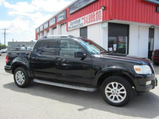 Used 2007 Ford Explorer Sport Trac Limited $9,495+HST+LIC FEE / CLEAN CARFAX / CERTIFIED / LEATHER for sale in North York, ON