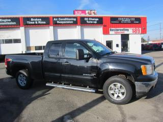 Used 2011 GMC Sierra 1500 $13,995+HST+LIC FEE / CLEAN CARFAX / CERTIFIED / ALL WHEEL DRIVE for sale in North York, ON