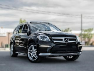 Used 2015 Mercedes-Benz GL-Class GL 350 BlueTEC | AMG | NAV |DVD | BACK UP | LOADED for sale in Toronto, ON