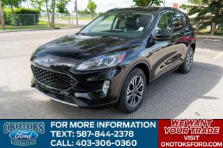 New 2020 Ford Escape SEL for sale in Okotoks, AB