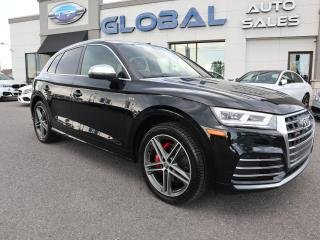 Used 2018 Audi SQ5 Technik Technik for sale in Ottawa, ON