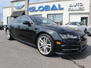 Used 2016 Audi A7 TECHNIK S-LINE 3.0T Technik for sale in Ottawa, ON