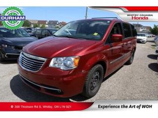 Used 2011 Chrysler Town & Country 4DR WGN TOURING for sale in Whitby, ON