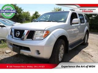 Used 2006 Nissan Pathfinder for sale in Whitby, ON