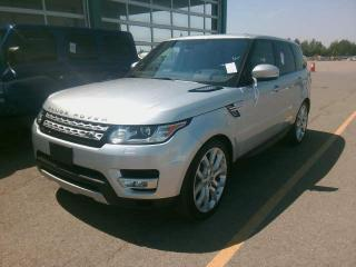 Used 2016 Land Rover Range Rover Sport/HSE PKG/Td6/FACTORY WARRANTY Td6 HSE for sale in Concord, ON