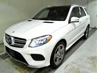 Used 2016 Mercedes-Benz GLE 350d/AMG PKG/BSM/LDW/NAVI/PANO GLE 350d for sale in Concord, ON