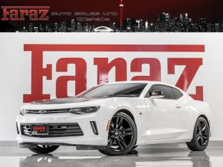 Used 2016 Chevrolet Camaro RS|REARCAM|APPLE CARPLAY|20INCH WHEELS for sale in North York, ON
