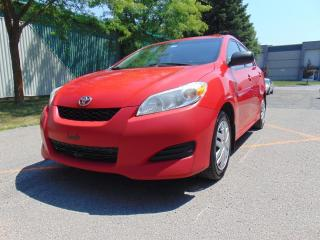 Used 2011 Toyota Matrix Familiale automatique 4 portes à tractio for sale in St-Eustache, QC