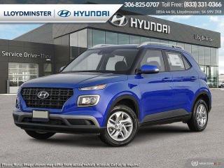 New 2020 Hyundai Venue PREFERRED for sale in Lloydminster, SK