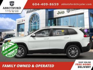 New 2020 Jeep Cherokee Limited - Sunroof - $257 B/W for sale in Abbotsford, BC