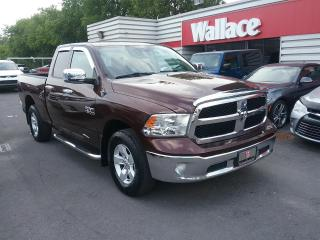 Used 2013 RAM 1500 Tradesman Quad Cab 4WD for sale in Ottawa, ON
