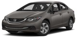 Used 2013 Honda Civic LX ECON MODE | CRUISE CONTROL for sale in Cambridge, ON