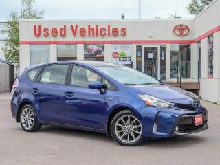 Used 2015 Toyota Prius V 5DR HB for sale in North York, ON