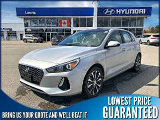 New 2020 Hyundai Elantra GT Luxury Auto for sale in Port Hope, ON