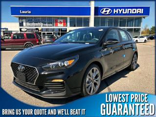 New 2020 Hyundai Elantra GT N-Line Manual for sale in Port Hope, ON