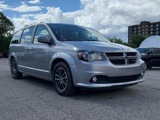 Used 2019 Dodge Grand Caravan GT DVD, POWER LIFTGATE, REVERSE CAMERA, FACTORY REMOTE STARTER for sale in Ottawa, ON