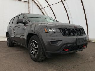 Used 2019 Jeep Grand Cherokee Trailhawk SUNROOF, TRAILER TOW GROUP, NAVIGATION for sale in Ottawa, ON
