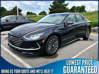 New 2020 Hyundai Sonata Hybrid Ultimate for sale in Port Hope, ON