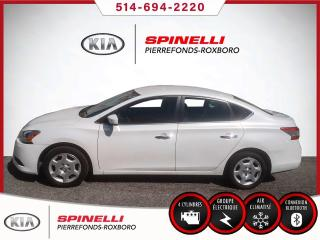 Used 2013 Nissan Sentra SV SV for sale in Montréal, QC