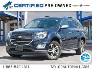 Used 2017 Chevrolet Equinox Premier for sale in Kingston, ON