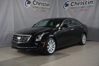 Used 2018 Cadillac ATS AWD 2.0L TURBO DEM A DISTANCE CAM DE RECUL for sale in Montréal, QC