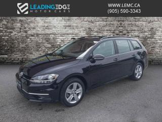 Used 2018 Volkswagen Golf Sportwagen 1.8 TSI Trendline AWD, Apple Car Play and Android Auto, Heated Seats for sale in King, ON