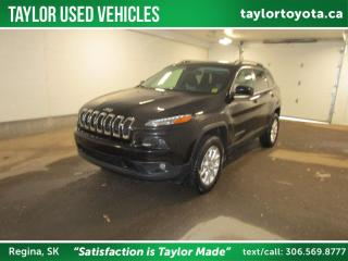 Used 2014 Jeep Cherokee North for sale in Regina, SK