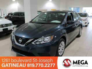 Used 2016 Nissan Sentra S for sale in Gatineau, QC