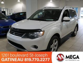 Used 2009 Mitsubishi Outlander XLS 4WD for sale in Gatineau, QC