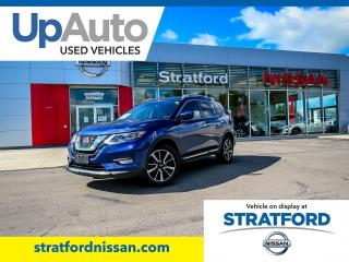 Used 2018 Nissan Rogue SL Platinum AWD for sale in Stratford, ON