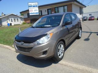 Used 2012 Hyundai Tucson L for sale in Ancienne Lorette, QC