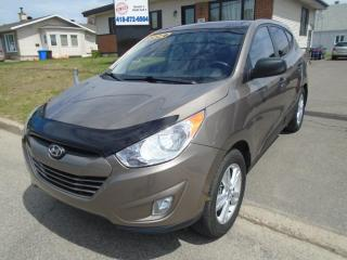 Used 2013 Hyundai Tucson Premium Edition for sale in Ancienne Lorette, QC