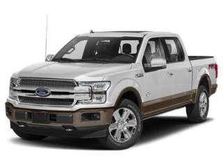 New 2020 Ford F-150 King Ranch   601A   4x4   SuperCrew 157 for sale in Edmonton, AB