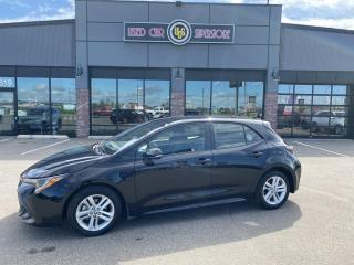 Used 2019 Toyota Corolla Hatchback CVT for sale in Thunder Bay, ON