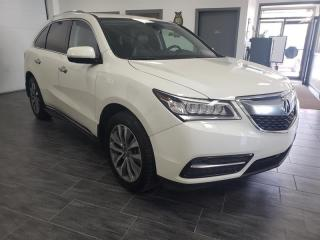 Used 2016 Acura MDX SH-AWD TECH PKG for sale in Châteauguay, QC