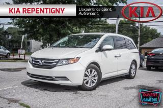 Used 2016 Honda Odyssey 4dr Wgn EX w-RES for sale in Repentigny, QC