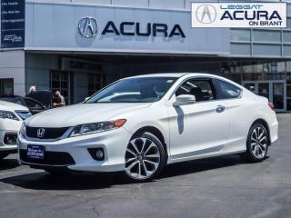 Used 2013 Honda Accord EX-L-NAVI V6 EX-L for sale in Burlington, ON