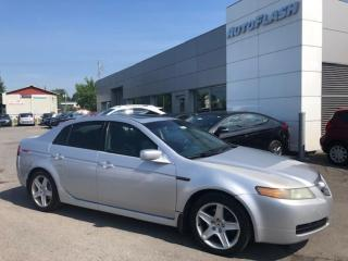 Used 2005 Acura TL Premium *Cuir/Leather *Toit-Ouvrant/Sunroof for sale in St-Hubert, QC