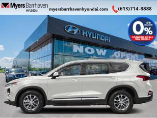 New 2020 Hyundai Santa Fe 2.4L Essential FWD  - Heated Seats - $167 B/W for sale in Nepean, ON