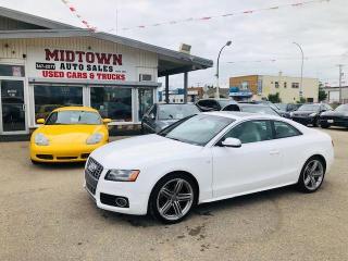 Used 2011 Audi S5 Premium for sale in Regina, SK