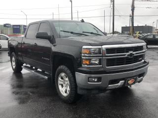 Used 2015 Chevrolet Silverado 1500 Z71*HEATED SEATS*CREW*BACKUP CAM* for sale in London, ON