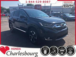 Used 2017 Honda CR-V TOURING AWD**UN PROPRIÉTAIRE** for sale in Charlesbourg, QC